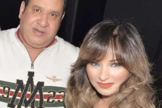 دينا أنور تثير ضجة بصور خاصة مع نخنوخ المصريون