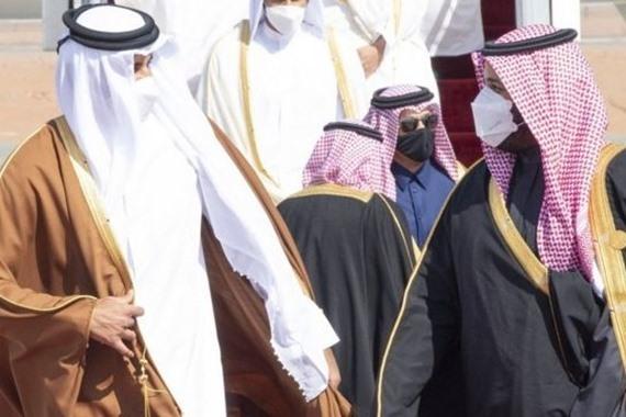 صورة قطر تصدر بيان رسميًا بشأن «الاعتداء» على السعودية
