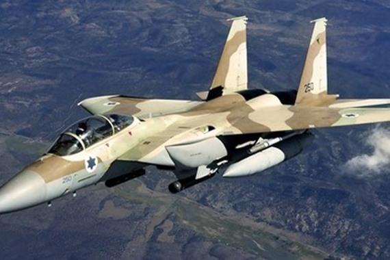إسقاط طائرة لإسرائيل