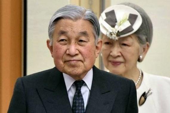 إمبراطور اليابان