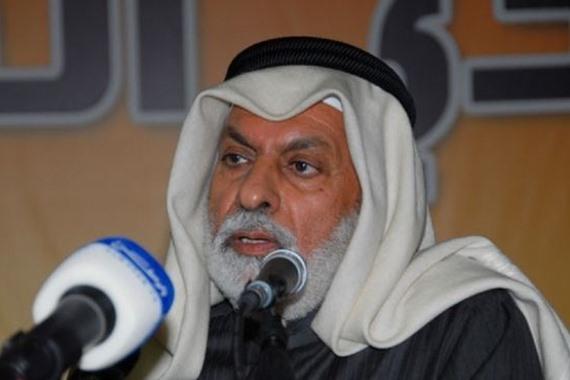 المفكر الكويتى د. عبدالله النفيسى، أستاذ العلوم السياسية،