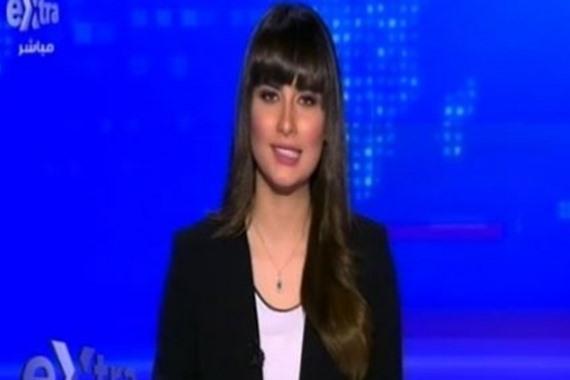 الإعلامية نانسي نور