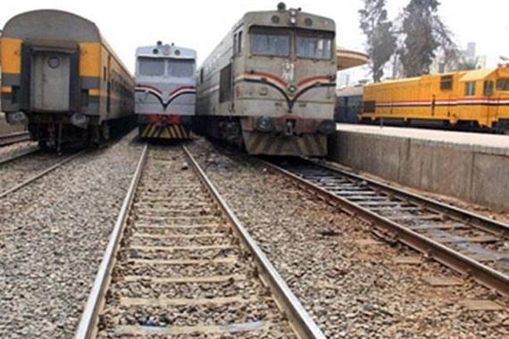 توقف القطارات