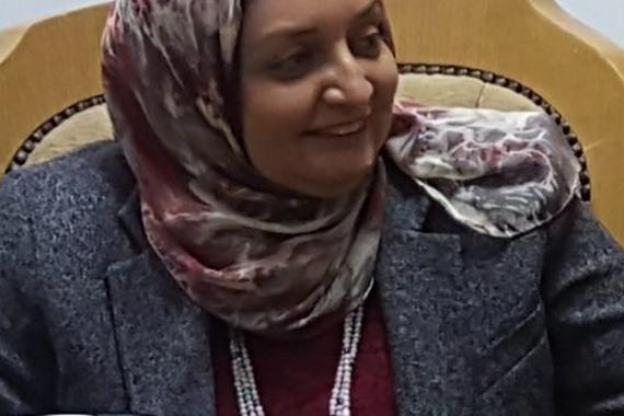 الدكتورة أماني عبد الله الشريف