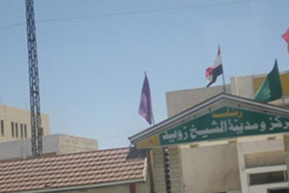 مدارس إدارة الشيخ زويد في شمال سيناء