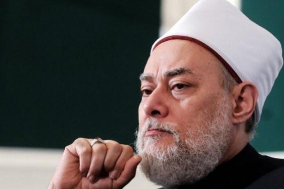الدكتور علي جمعة، مفتي الجمهورية