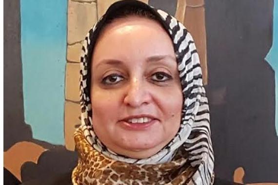 أماني عبد الله الشريف