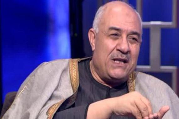 محمد برغش وكيل مؤسسى حزب الفلاحين