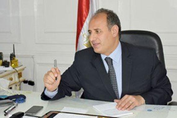 محمد سلطان محافظ الأسكندرية