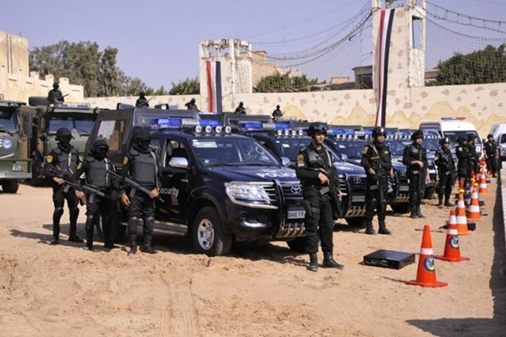 مجموعات قتالية من الشرطة
