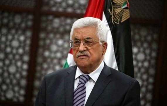 الرئيس محمود عباس فلسطين