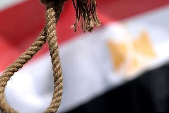 صورة تنفيذ حكم الإعدام في أب وأبنائه الثلاثة.. تعرف على جريمتهم