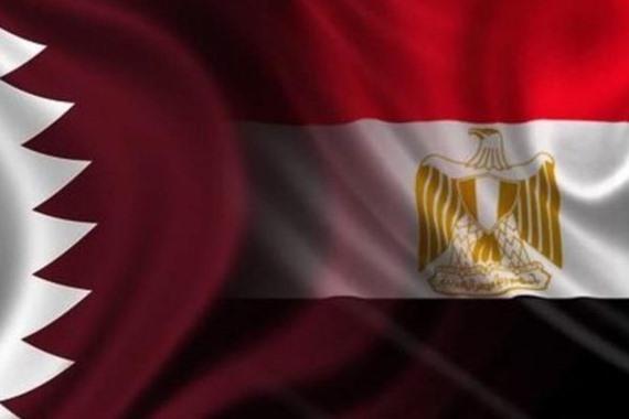 صورة أول تصريح لـ قطر بعد اجتماع سامح شكري