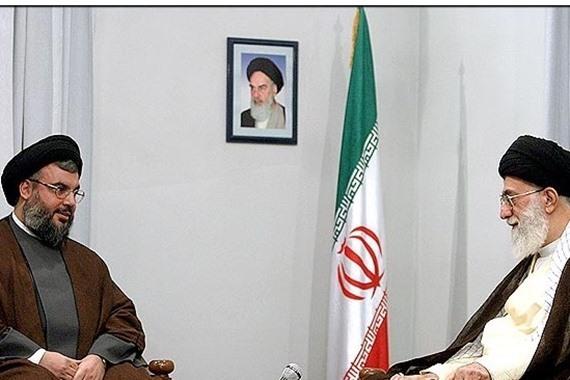صورة كاتب سعودي يفضح حسن نصر الله وإيران بفيديو صادم