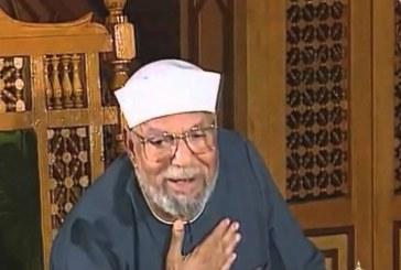 """رشوان يكشف علاقة الشيخ الشعراوي بـ""""الإخوان"""""""