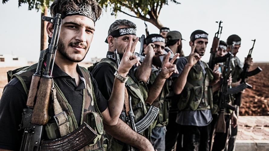 خياران أمام المعارضة السورية