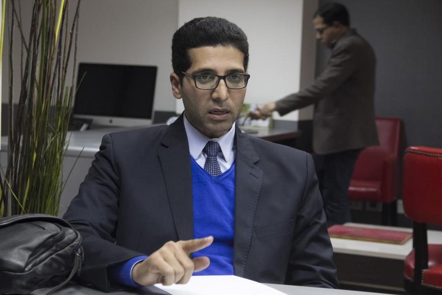 هيثم الحريري يتلقى رسالة من خطيبة أحد المعتقلين