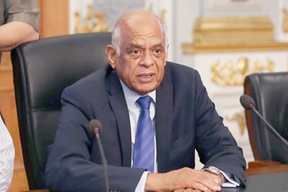 الدكتور علي عبدالعال، رئيس البرلمان