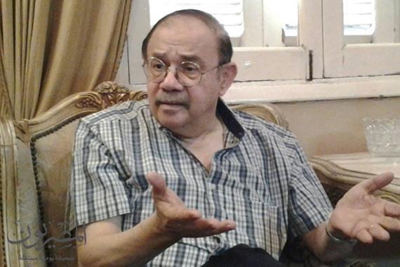 """الدكتور محمد منير مجاهد مؤسس جماعة """"مصريون ضد التمييز الديني"""""""