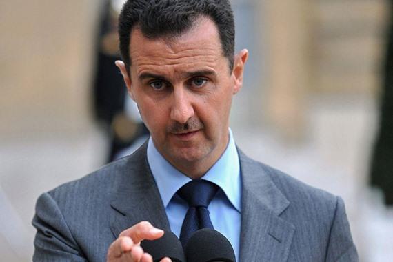 «الأسد»: روسيا قد تتدخل بريًا في سوريا