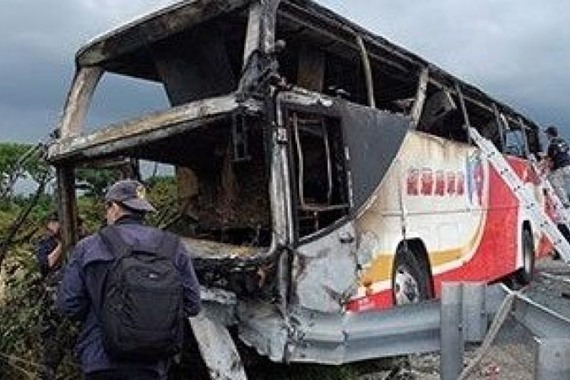 مصرع 22 تلميذًا في حادث تصادم بجنوب إفريقيا