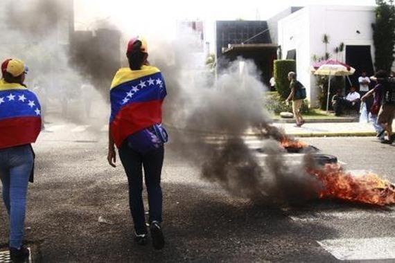 مقتل 11 متظاهرًا في احتجاجات بفنزويلا