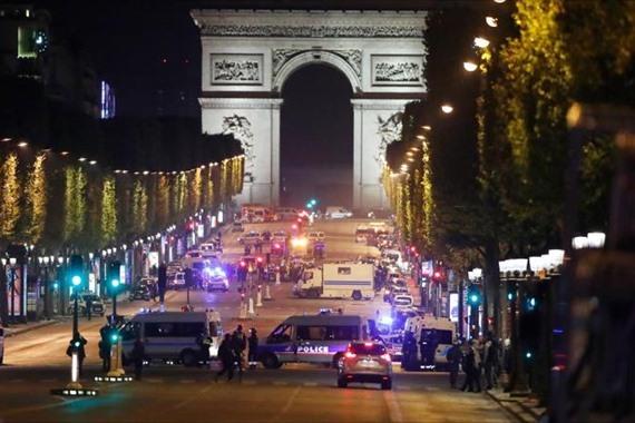 فرنسا تعلن عن هوية منفذ هجوم الشانزلزيه