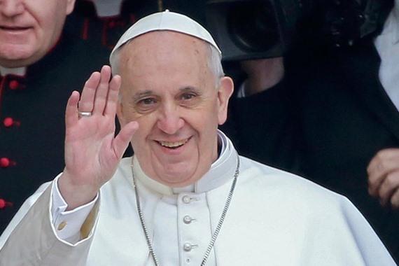 بابا الفاتيكان يصل القاهرة