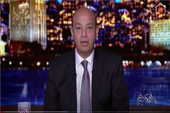 """صورة أديب: """"مصر الدولة الوحيدة اللي بتطلب هذا الشيء ديلفيري"""""""