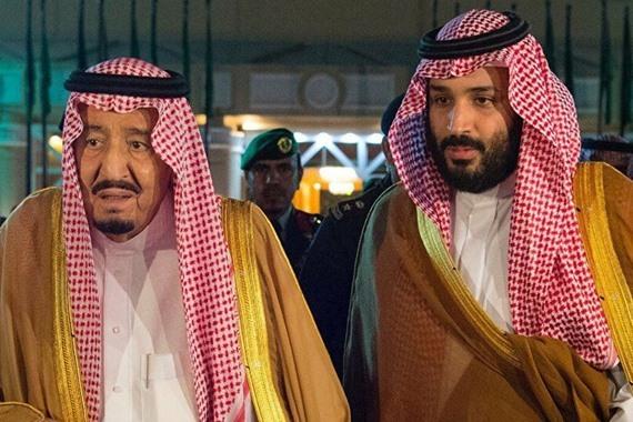 صورة الملك سلمان وولي عهده يفاجئان الجميع بالتبرع بمبلغ ضخم لـ«إحسان»