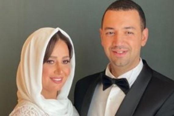صورة حلا شيحة ترد على سؤال «حساس» استفزها عن زوجها