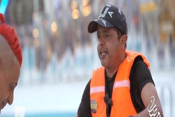 صورة أول تعليق من محمد هنيدي بعد عرض حلقته مع رامز جلال