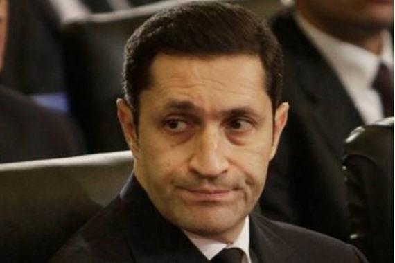 صورة أول تعليق من علاء مبارك على وفاة عمه