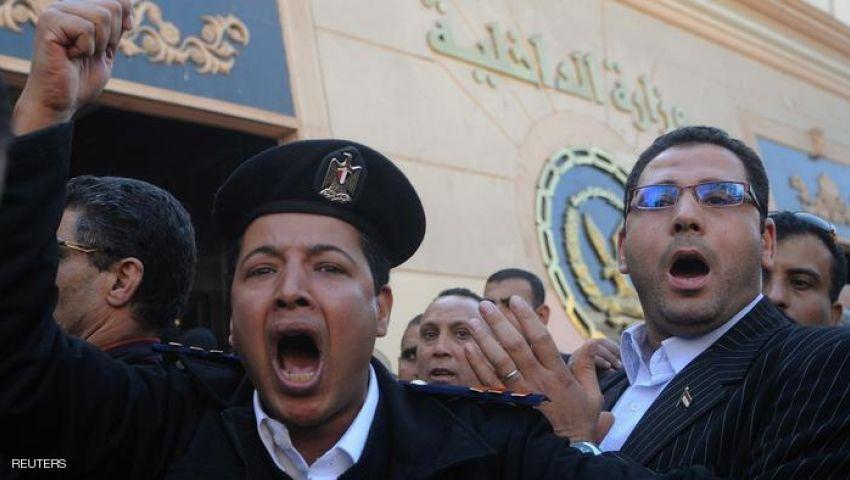 القبض على 15 أمين شرطة بجنوب سيناء