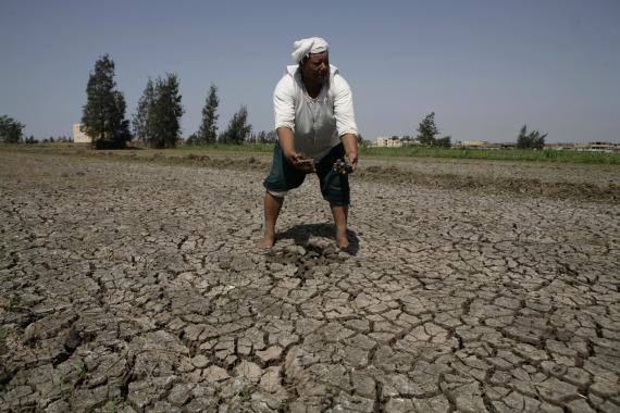 تصريح رسمي صادم: مصر مقبلة على الجفاف