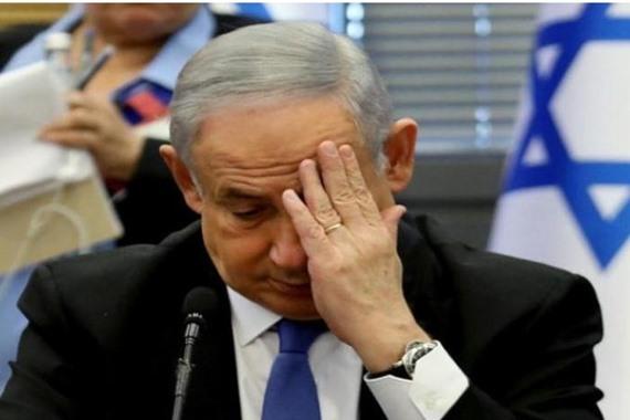 صورة إسرائيل تعترف: نتعرض لأكبر هجمة صاروخية في تاريخنا