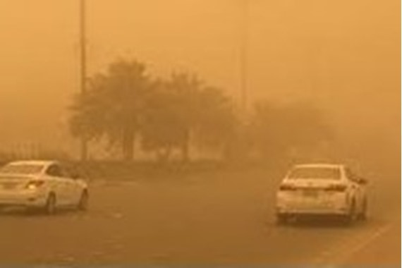 صورة الأرصاد تحذر سكان المدينة المنورة من طقس اليوم