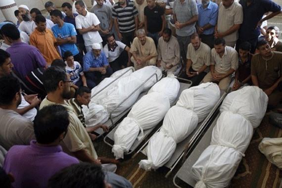 صورة إسرائيل تعلن سقوط 150 شهيدًا من حماس و25 من حركة الجهاد