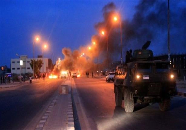 استشهاد 4 رجال شرطة في هجوم جديد بالعريش