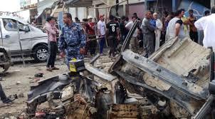 ارتفاع عدد ضحايا تفجير ببغداد إلى 48 قتيلًا