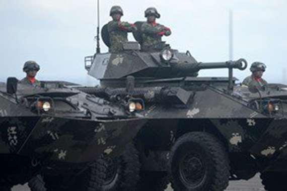 الجيش الفلبينى