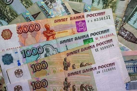 نقود روسيا