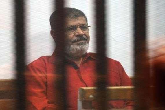 الرئيس الأسبق محمد مرسي