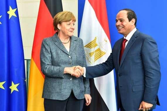 العلاقات المصرية الألمانية