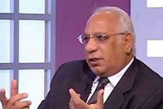 لدكتور نادر نور الدين أستاذ الموارد المائية بجامعة القاهرة