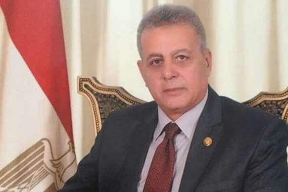 اللواء سلامة الجوهري عضو مجلس النواب