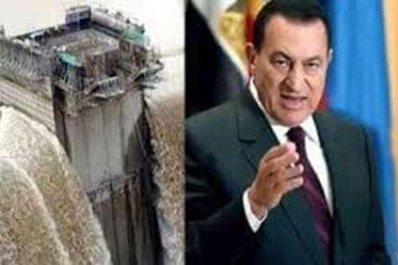 """""""مبارك"""" يكشف تفاصيل جديدة عن سد النهضة"""