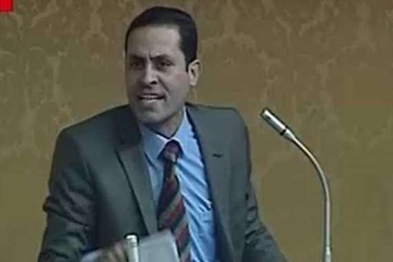 النائب أحمد طنطاوي