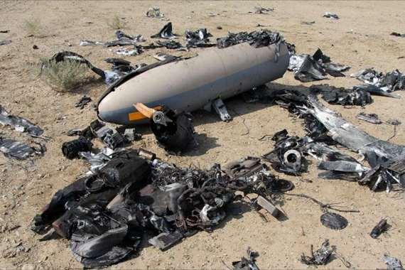 اسقاط طائرة ايرانية بدون طيار في سوريا