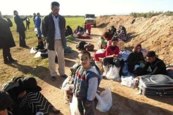 الأسر السورية